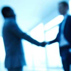 Testimonial cortex handshake