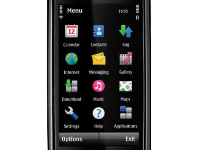 Cortex Symbian Screen