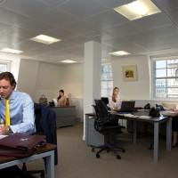 Cortex Recruitment Office Room