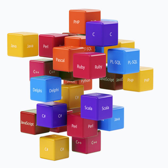 Cortex Nerd Cubes Multi Colour