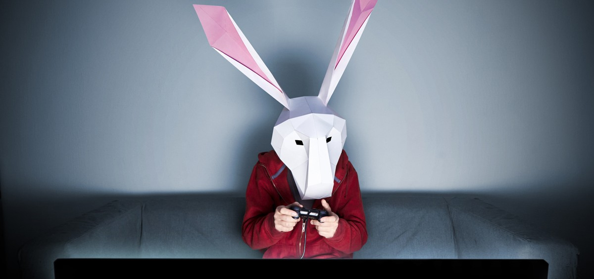 Cortex Bunny Rabbit Gamer